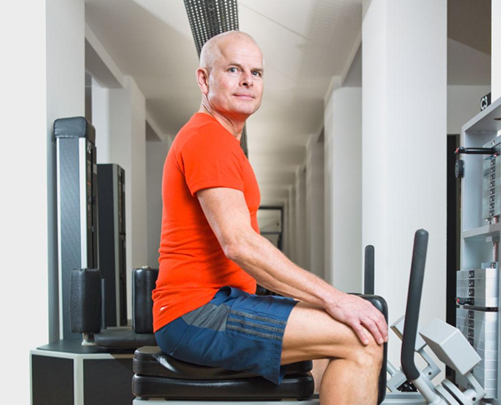 Kraft-und Ausdauertraining sowie gesunde Ernährung im besten Alter. Betriebliches Gesundheitsmanagement für Unternehmen und Mitarbeiter