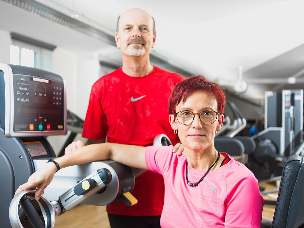 Fitness-und Gesundheitstraining in den Wechseljahren. Mit Krafttraining aktiv durch die Lebensmitte.