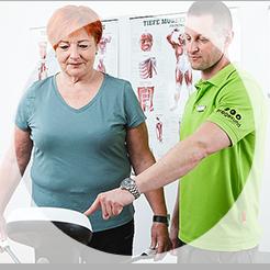 Abnehmen mit der InBody Körperanalyse bei progesund