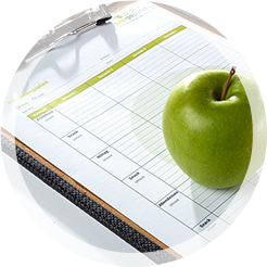 Ernährungsumstellung bei Übergewicht oder Untergewicht