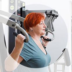 Krafttraining, Muskelaufbau, Ausdauertraining, Ab- oder Zunehmen durch eine gesunde Ernährungsumstellung unterstützen Ihre Fitness