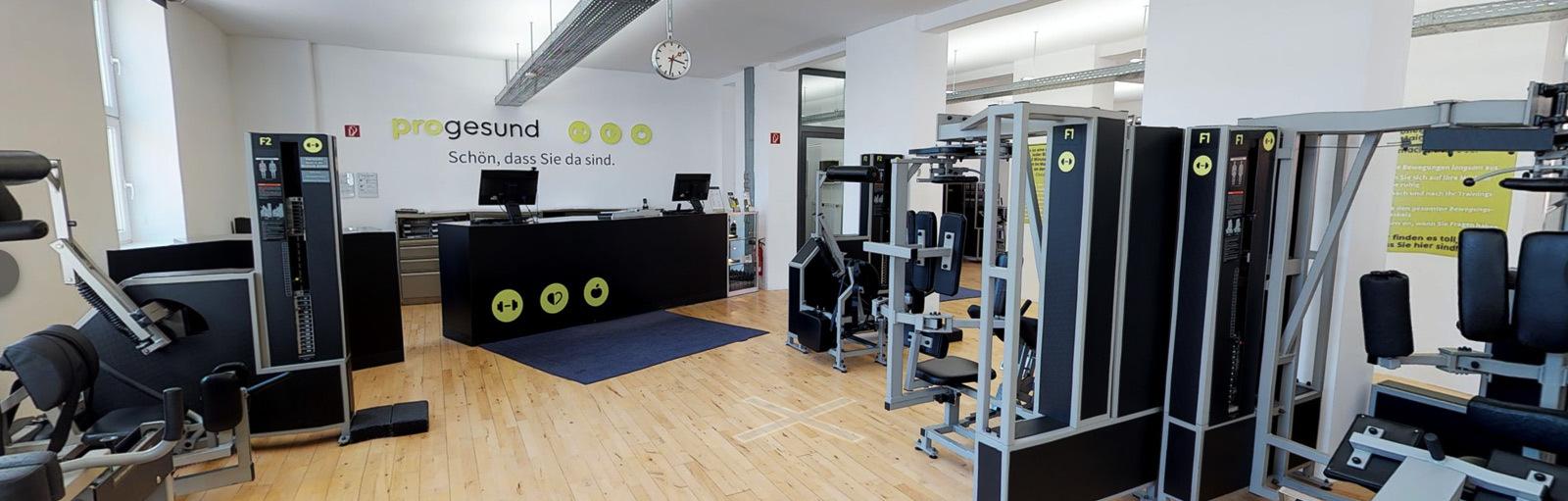 progesund viel mehr als ein Fitnessstudio in Jena